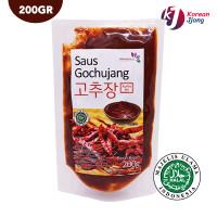 GOCHUJANG SAMBAL PASTA JAVA SUPER FOOD 200GR - HOT PEPPER PASTE KOREA