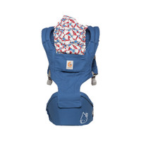 Ergobaby Hip Seat Carrier Baby Carrier-Classic Kitty (Limited Edition)