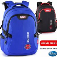 tas ransel anak sekolah sd Laki Laki Captain America Punggung Backpack