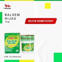Balsem hijau aromaterapy dragon 10gram