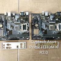 Asus Prime H310M K R2.0 gen8 gen9 upto I9 9900KF
