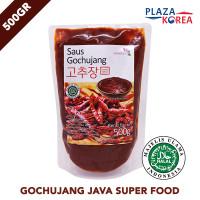 GOCHUJANG SAMBAL PASTA 500GR JAVA SUPER FOOD - HOT PEPPER PASTE KOREA