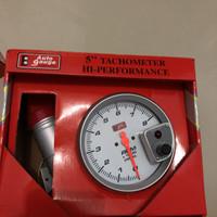Tachometer diesel autogauge murah aja NOS