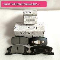 BRAKE PAD DATSUN GO DEPAN / KAMPAS REM DATSUN GO DEPAN (D1060-4LA0A)
