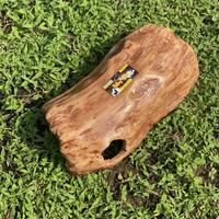 Hiding Cave Wood Log Size L