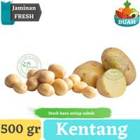 Kentang Besar dan Baby Ketang Potato / Buah Sayur by Pangan Export