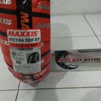 ban maxxis victra 110/70 13