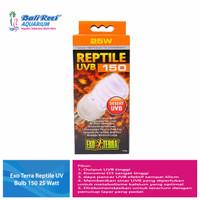 Exo Terra Reptile UVB Bulb Lampu UVB Untuk Reptil 25 Watt