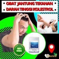 Deep sea fish oil softgel green world ORIGINAL obat jantung hipertensi