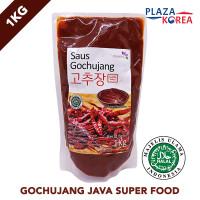 GOCHUJANG SAMBAL PASTA 1KG JAVA SUPER FOOD - HOT PEPPER PASTE KOREA