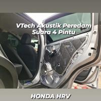 Honda HRV akuistik premium Vtech peredam suara Audio 4doortrim pintu