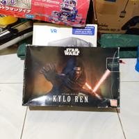 Star wars' Kylo Ren 1/12 Bandai Japan