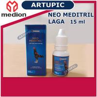 Neo Meditril LAGA 15 ml Ngorok Snot Sesak Nafas Ayam Adu Kampung Ayam