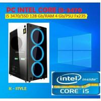 pc rakitan intel core i5-3470- wfh-sekolah-hobby/ pesanan DUTA COM