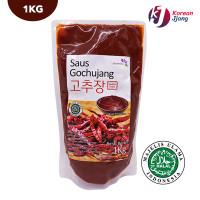 GOCHUJANG SAMBAL PASTA JAVA SUPER FOOD 1KG - HOT PEPPER PASTE KOREA