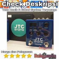 Drum n Loop Effect Stompbox Looper NUX JTC PRO Looper Effect Gitar