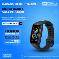 Honor Band 6 Smartband Blood-Oxygen Hear Rate Monitor - Garansi Resmi