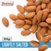 Kacang Almond Panggang Rasa Asin Ringan 250gr/Roasted Almond Salted