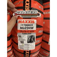 Ban Tubeless Maxxis Extramaxx M6234W 130/70-17 TL