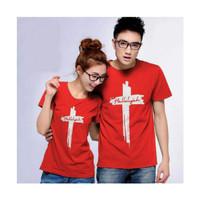 Kekinian Baju Couple Keluarga Pasangan Murah Kapel Atasan Pria Wanita