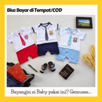 Baju Bayi Romper Bayi Jumper Bayi Karakter Bayi Seragam Anak Cowok