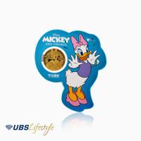 UBS ANGPAO 24K DISNEY DAISY DUCK 0.1 GR