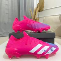 Sepatu Bola Adidas Predator 20.1 Pink FG