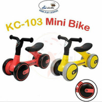 Ride On Labeille Mini Bike KC-103/Sepeda Anak Roda Empat