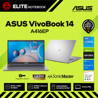 ASUS VIVOBOOK 14 A416EP I5-1135G7 8GB 512GB MX330 2GB 14 FHD W10 OHS