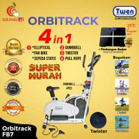 Orbitrack Bike Twen Model E5N Multifunction / Elliptical Bike