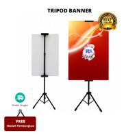 Tripod Banner/ Stand Banner TRIPOD POSTER Murah