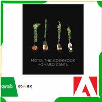 Buku Masak Moto - The Cookbook Homaru Cantu