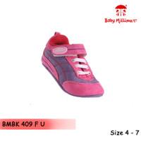 Baby Millioner BMBK 409-F U/ sepatu anak kecil / sepatu bayi - 4, Ungu