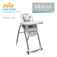 High Chair Joie Multiply 6 in 1 Kursi Makan Anak Bayi - Petite City