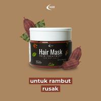 SUJUD Hijab Hairmask Chocolate|Masker Rambut