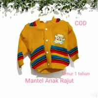 Baju Anak Baby Rajut Hangat Mantel