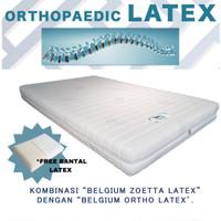 Full latex Kasur Orthopedic Latex DR.BED Ortho uk.100x200