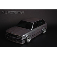 Body Rc Drift APLASTICS BMW E30 Touring (196MM) #AP-E30T