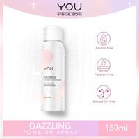 YOU Dazzling Tone Up Spray [Glowing Skin Effect]