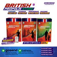 British Propolis Dewasa 2 Botol British Propolis Green Anak 1 Botol