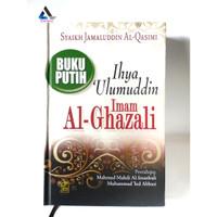 Buku putih Ihya 'Ulumuddin Imam Al-Ghazali