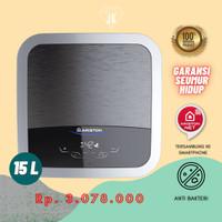 Electric Water Heater Ariston ANDRIS 2 TOP WIFI 15 Liter