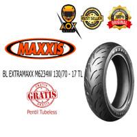 Ban luar motor Sport 130/70-17 MAXXIS EXTRAMAXX M6234W TL, FREE Cop TL