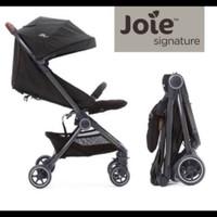 Stroller Joie Signature Pact Flex / Kereta Dorong Bayi - Granite blue