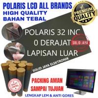 POLARISER 32 INC IN POLARIZER POLARIS POLARIZED LUAR 0 DERAJAT LCD