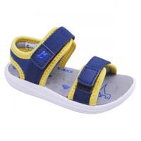 Caicos Fs Navy Yellow - Sandal Anak laki-laki