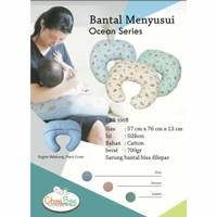 Bantal Menyusui Chugbog CBB1008 Ocean Series / Bantal menyusi