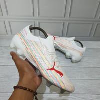 Sepatu Bola Puma Ultra 1.1 White Premium Quality