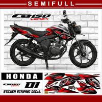 sticker striping motor Honda CB 150 Verza new 2021 Semifulllbody
