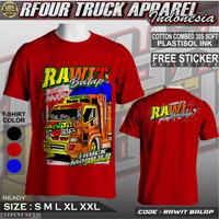 baju kaos truck anti gosip kaos kurir rawit kaos rawit balap kaos truk